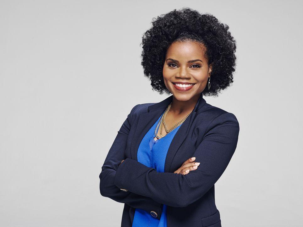 (1. Staffel) - Als Assistentin von Jimmy kennt Annelise (Kelly Jenrette) den Schwerenöter ziemlich gut und ist umso überraschter, als sich dieser na... - Bildquelle: Tommy Garcia ABC Studios
