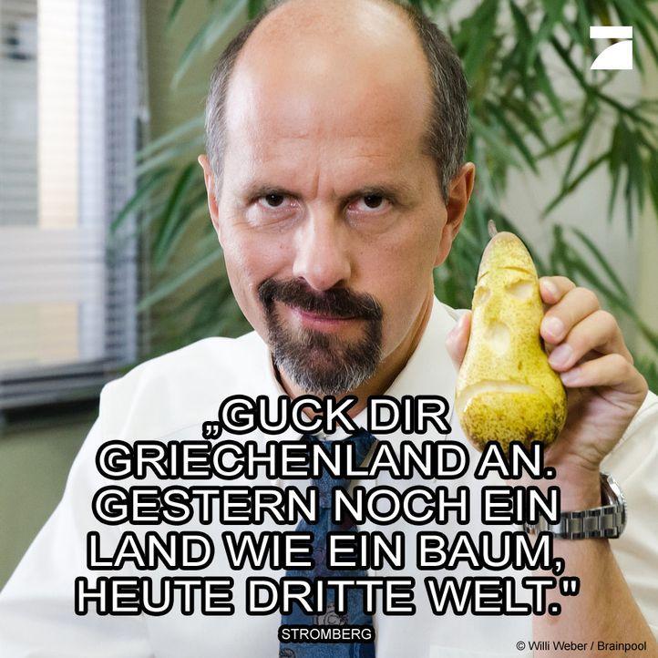 pro7_fb_meme-Stromberg-09-Willi-Weber-Brainpool - Bildquelle: Willi Weber / Brainpool
