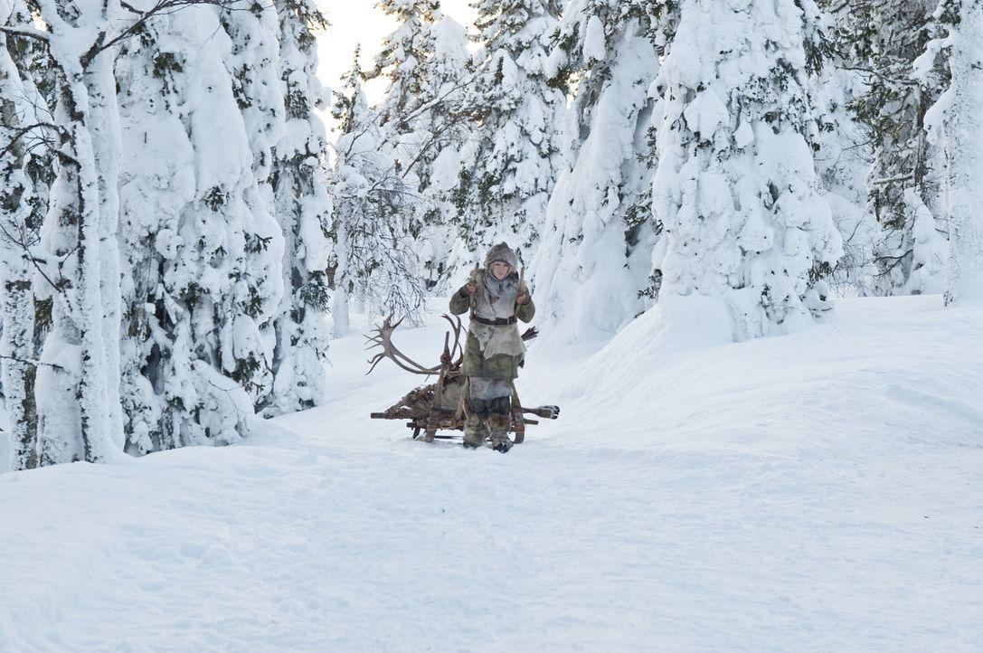 Ihr ganzes bisheriges Leben hat Hanna (Saoirse Ronan) in der arktischen Wildnis Finnlands verbracht. Dort wurde sie unermüdlich von ihrem Vater in... - Bildquelle: 2011 Focus Features LLC. All Rights Reserved.