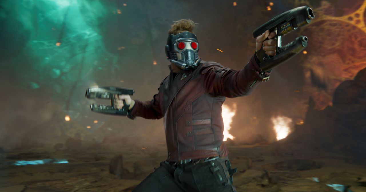 Peter Quill alias Star-Lord (Chris Pratt) - Bildquelle: 2016 Marvel