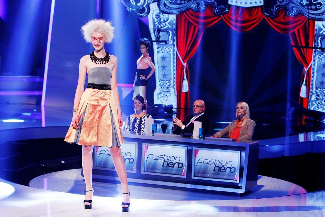 Fashion-Hero-Epi02-Show-074-ProSieben-Richard-Huebner - Bildquelle: ProSieben / Richard Huebner
