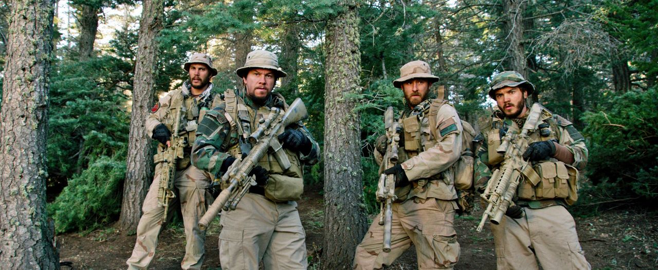 Lone-Survivor-01-Universum-Film-SquareOne-Entertainment - Bildquelle: Universum Film/SquareOne Entertainment