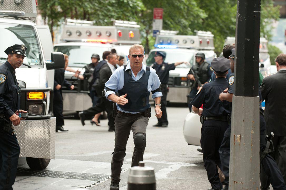 Ihm bleibt nicht mehr viel Zeit, eine tödliche Katastrophe abzuwenden: CIA-Agent William Harper (Kevin Costner) ... - Bildquelle: Larry D Horricks MMXIV Paramount Pictures Corporation. All Rights Reserved.