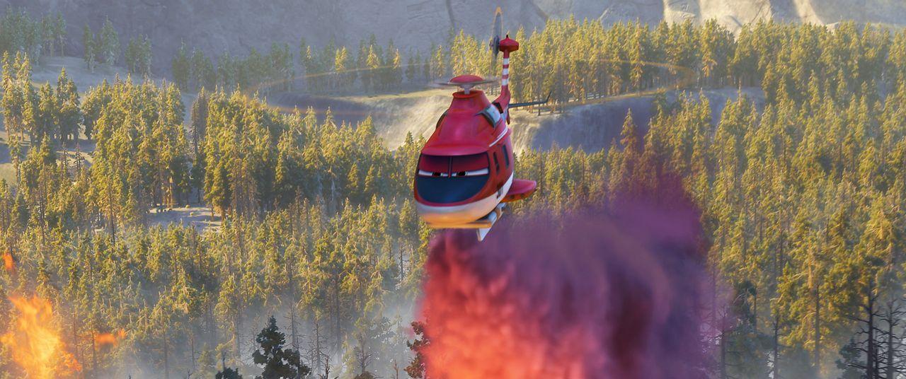 Planes-2-Immer-im-Einsatz-09-Walt-Disney - Bildquelle: 2014 Disney Enterprises, Inc. All Rights Reserved.