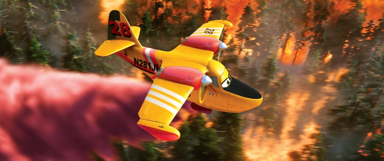 Planes-2-Immer-im-Einsatz-03-Walt-Disney - Bildquelle: 2014 Disney Enterprises, Inc. All Rights Reserved.