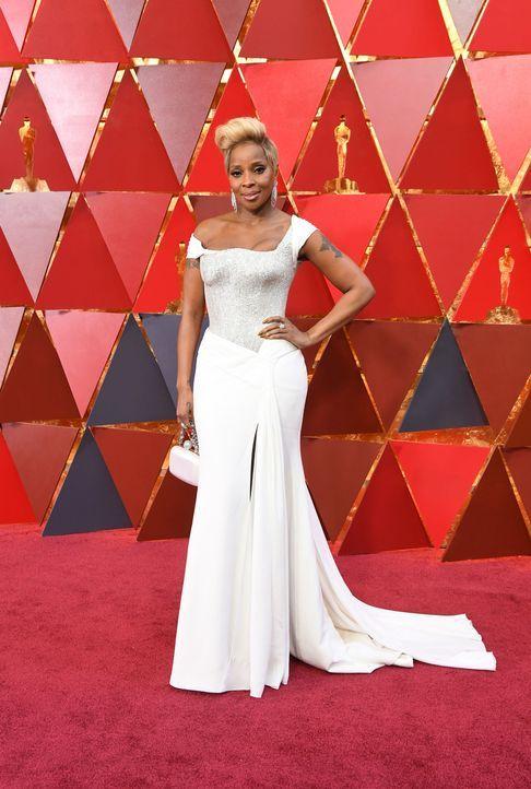 Mary-J-Blige-AFP - Bildquelle: AFP PHOTO / ANGELA WEISS