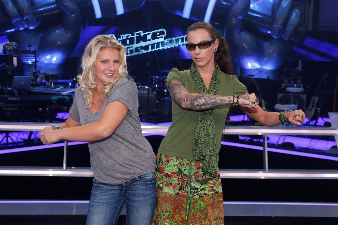 battle-freaky-t-vs-daliah-03-the-voice-of-germany-huebnerjpg 2160 x 1440 - Bildquelle: SAT.1/ProSieben/Richard Hübner