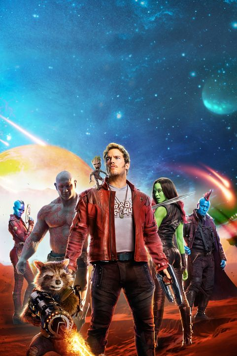 Guardians of the Galaxy 2 - Artwork - Bildquelle: 2016 Marvel