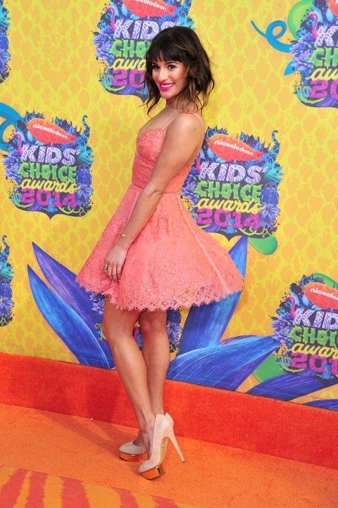 Kids-Choice-Awards-Lea-Michele-14-03-29-getty-AFP - Bildquelle: getty-AFP