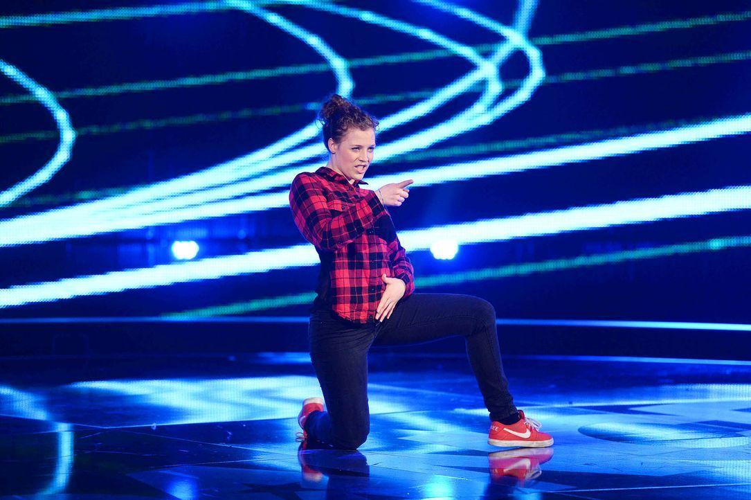 Got-To-Dance-Franziska-Broschek-03-SAT1-ProSieben-Willi-Weber - Bildquelle: SAT.1/ProSieben/Willi Weber