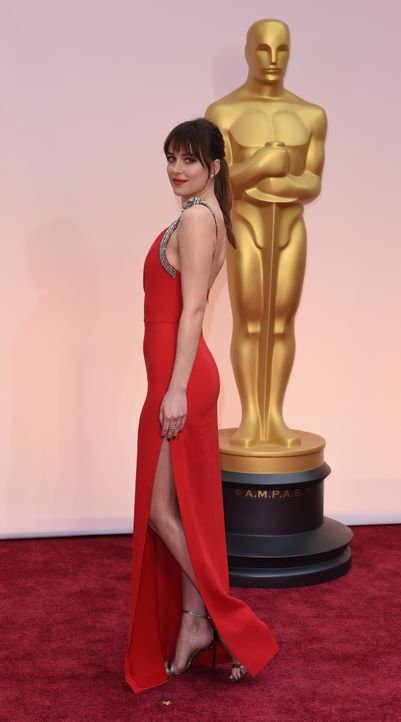 Dakota Johnson - Bildquelle: getty AFP