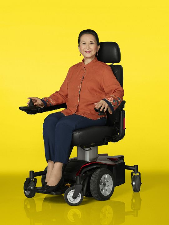 (5. Staffel) - Grandma Huang (Lucille Soong) - Bildquelle: Bob D'Amico 2018-2019 American Broadcasting Companies.  All rights reserved.