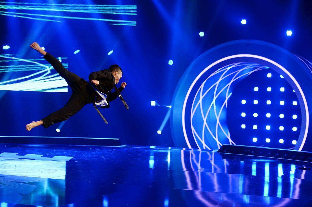 Got-To-Dance-Francis-04-SAT1-ProSieben-Willi-Weber - Bildquelle: SAT.1/ProSieben/Willi Weber