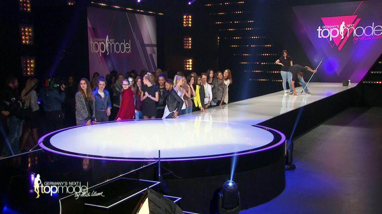 GNTM-10-Sendung03_045 - Bildquelle: ProSieben