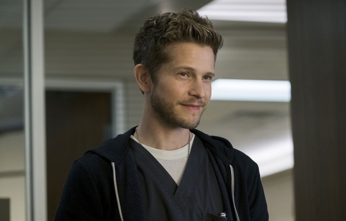 Für das Wohl eines Patienten übergeht Dr. Hawkins (Matt Czuchry) jede Hierarchie ... - Bildquelle: Wilford Harewood 2018 Fox and its related entities.  All rights reserved./ Wilford Harewood