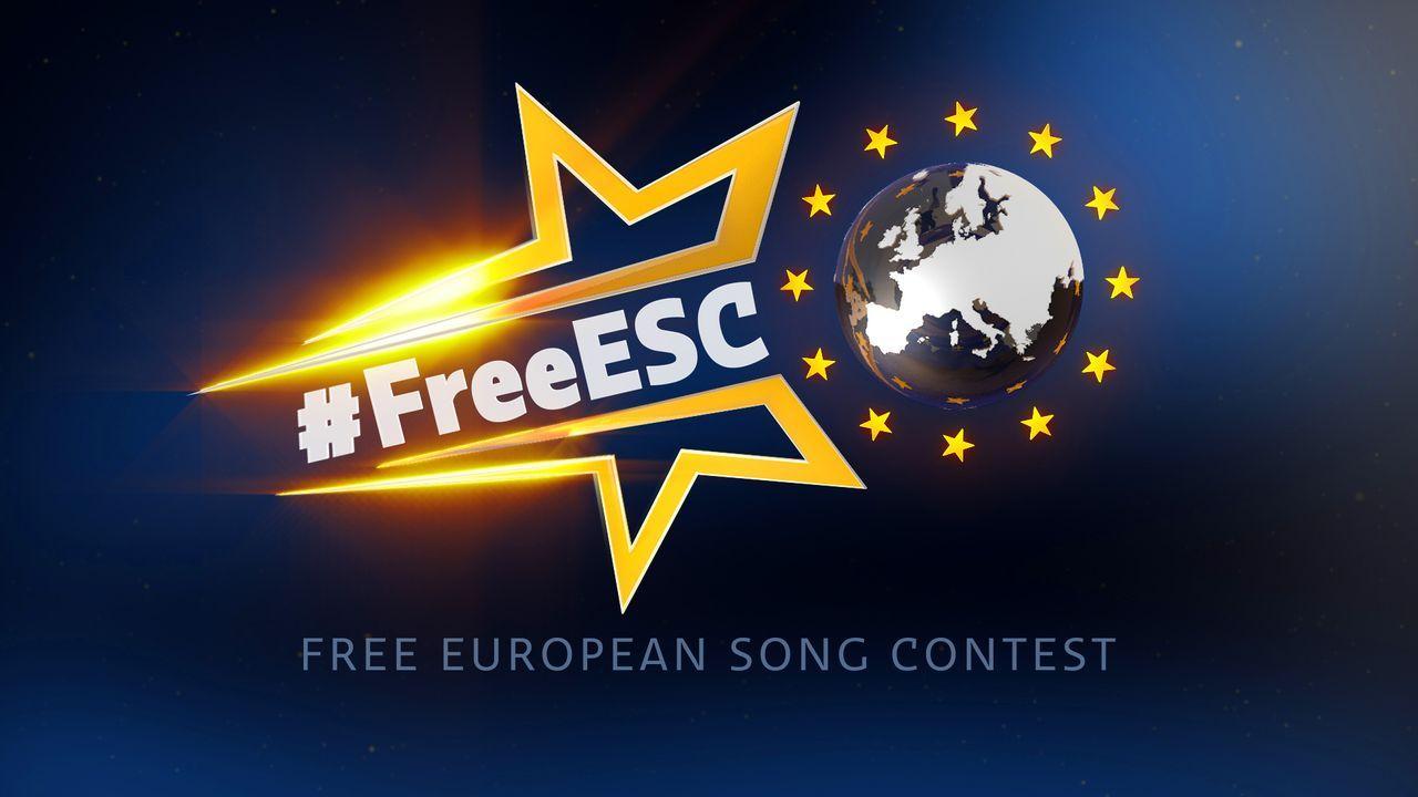 FREE EUROPEAN SONG CONTEST - Logo - Bildquelle: ProSieben