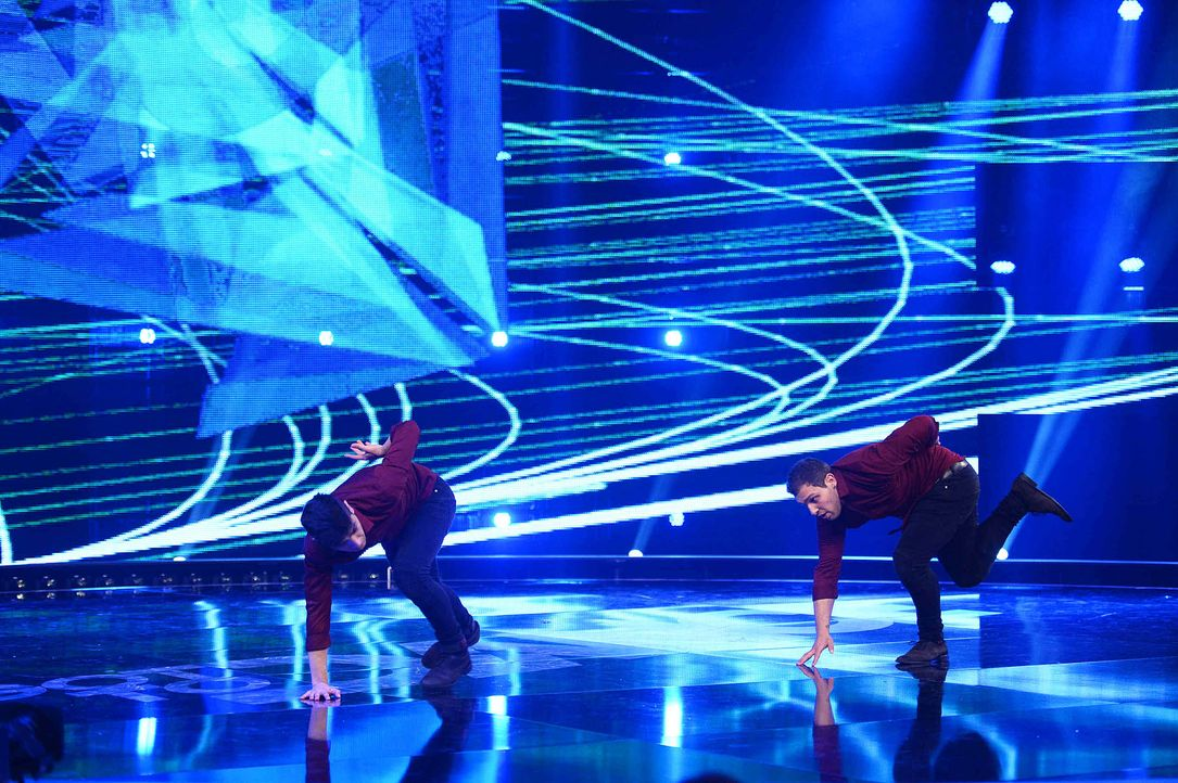 Got-To-Dance-Sanny-Nully-02-SAT1-ProSieben-Willi-Weber - Bildquelle: SAT.1/ProSieben/Willi Weber
