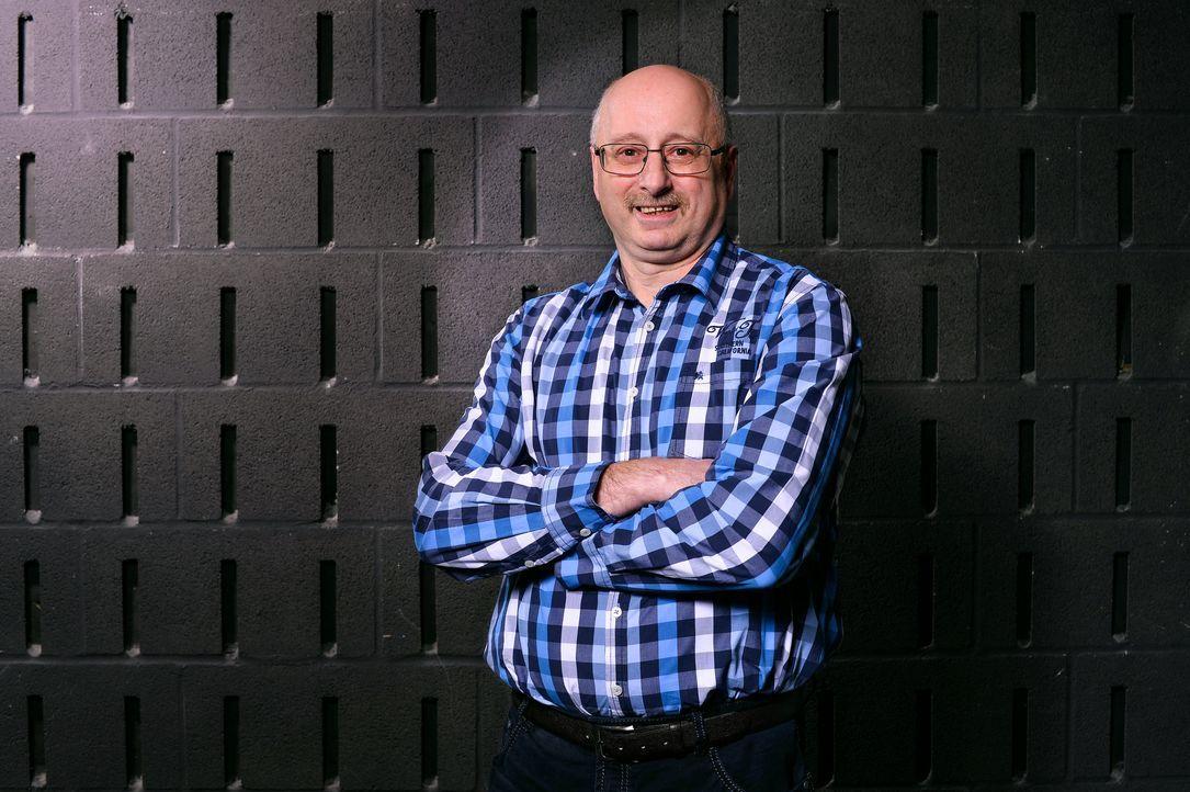 Jörg (54) aus Hessen - Bildquelle: ProSieben/Willi Weber