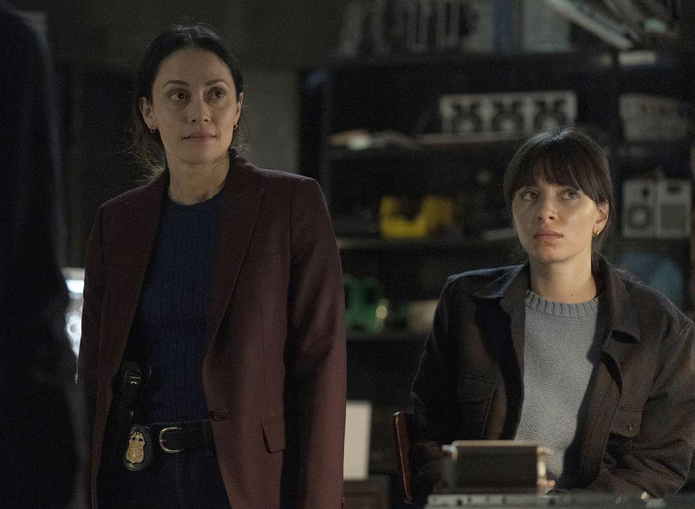 Shea Salazar (Fernanda Andrade, l.); Abby LeBlanc (Elizabeth Cappuccino, r.) - Bildquelle: Sandy Morris 2019-2020 Twentieth Century Fox Film Corporation.  All rights reserved / Sandy Morris