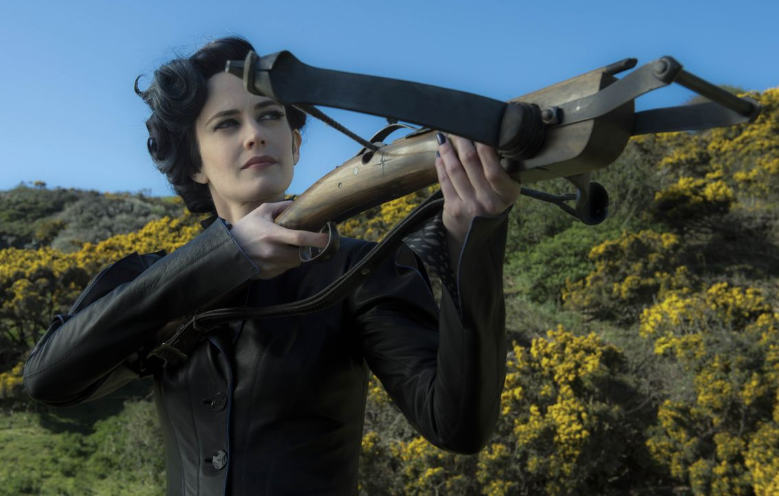 Miss Peregrine (Eva Green) - Bildquelle: Jay Maidment 2016 Twentieth Century Fox Film Corporation.  All rights reserved. / Jay Maidment