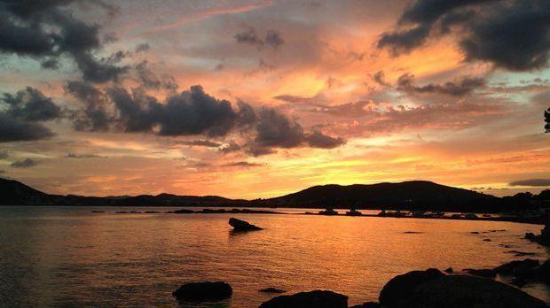 Ibiza wie im Video: Die Insel ist vor allem auch für ihre traumhaften Sonnenu...