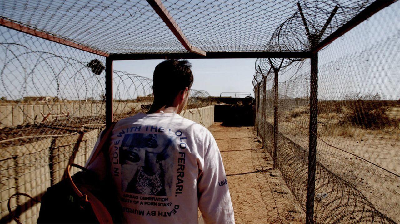 """""""Uncovered""""-Reporter Thilo Mischke will den Soldaten-Alltag im afrikanischen Mali kennenlernen und begleitet die Bundeswehr. - Bildquelle: ProSieben"""