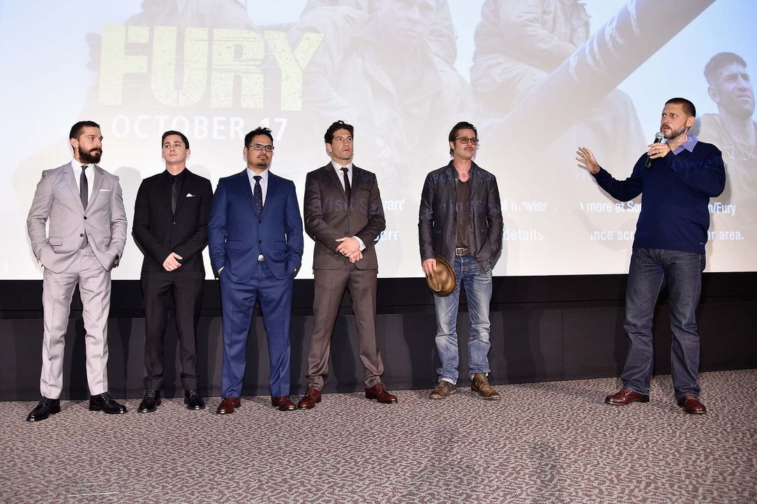 Premiere-8-Fury-14-10-14-getty-AFP - Bildquelle: getty-AFP