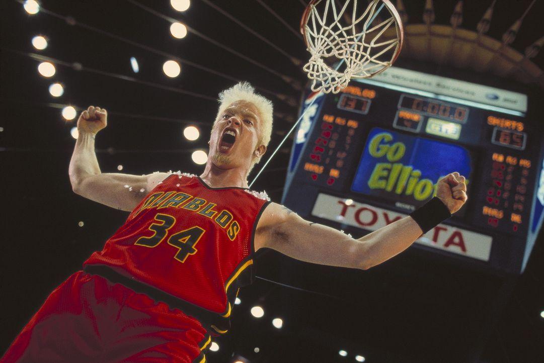 In der Rolle des Superstars der Basketballszene hofft Elliot (Brendan Fraser), endlich von Allison erhört zu werden. Doch nichts ist so einfach, wi... - Bildquelle: The 20th Century Fox Film Corporation