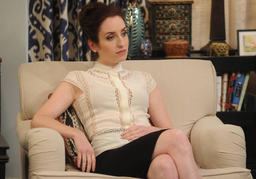 Noch ahnt Kate (Zoe Lister Jones) nicht, was sie bei der Familie von ihrem neuen Date Kenneth erwarten wird ... - Bildquelle: 2014 Twentieth Century Fox Film Corporation. All rights reserved.