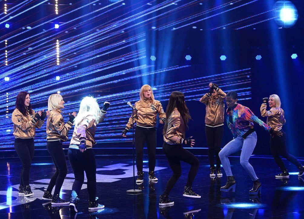 Got-To-Dance-Bronx-Sistas-13-SAT1-ProSieben-Willi-Weber - Bildquelle: SAT.1/ProSieben/Willi Weber