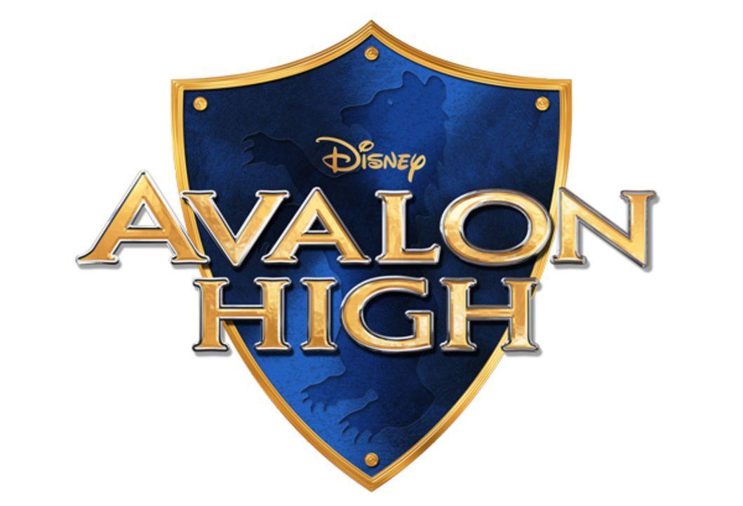DIE TOCHTER VON AVALON - Originaltitellogo - Bildquelle: Disney