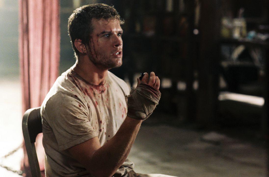 Martij (Ryan Phillippe) muss sich gegen seinen Entführer und dessen brutale Foltertechnik behaupten - und das Puzzle der irreführenden Befragungen s... - Bildquelle: Lions Gate Films