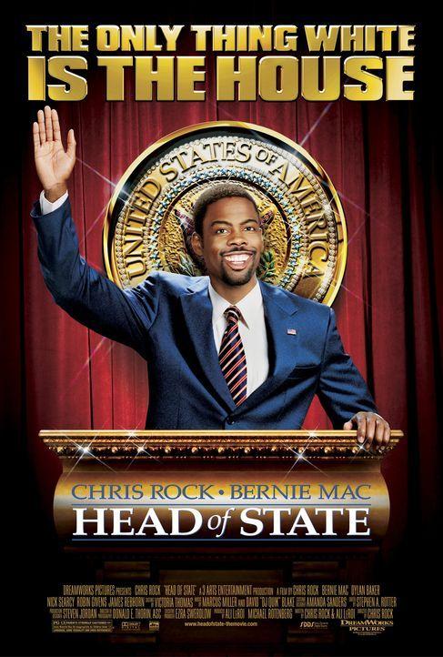 Head of State - Das Weiße Haus sieht schwarz - Plakatmotiv - Bildquelle: DreamWorks SKG