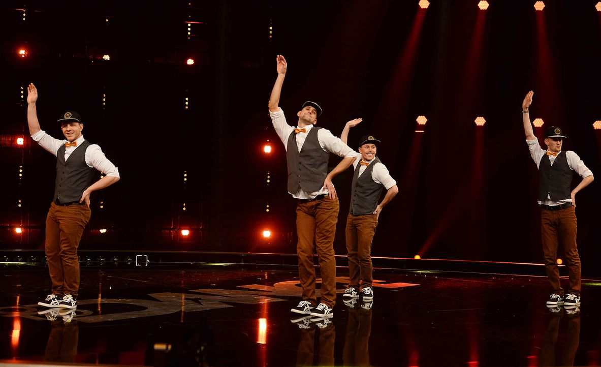 Got-To-Dance-Fothamockaz-07-SAT1-ProSieben-Willi-Weber - Bildquelle: SAT.1/ProSieben/Willi Weber