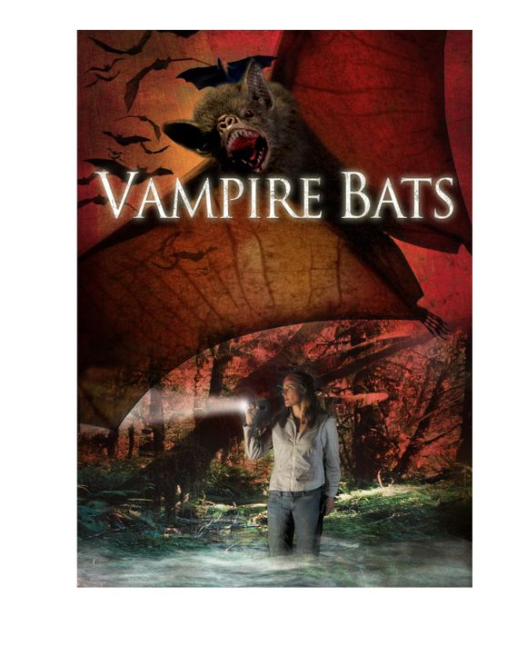 """VAMPIRE BATS"" - Plakatmotiv - Bildquelle: 2005 Sony Pictures Television Inc. All Rights Reserved."