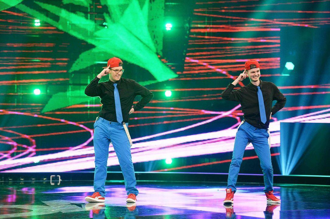 Got-To-Dance-Marlon-VikBreaker-02-SAT1-ProSieben-Willi-Weber - Bildquelle: SAT.1/ProSieben/Willi Weber