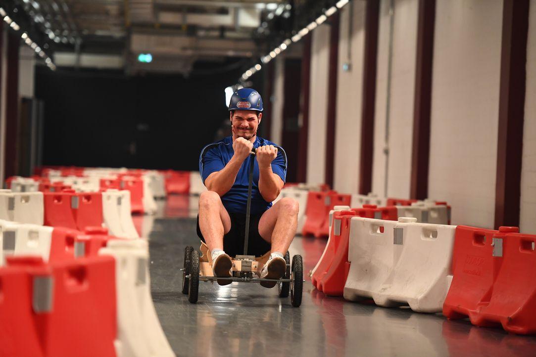 Ivi - Bildquelle: Willi Weber ProSieben / Willi Weber