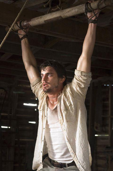 Erst zu spät wird Eric (Matt Bomer) klar, dass nur der Tod seine Qualen beenden kann ... - Bildquelle: 2006 Warner Brothers
