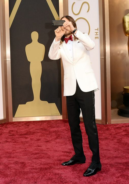 oscars-Jared-Leto-140302-getty-AFP - Bildquelle: getty-AFP
