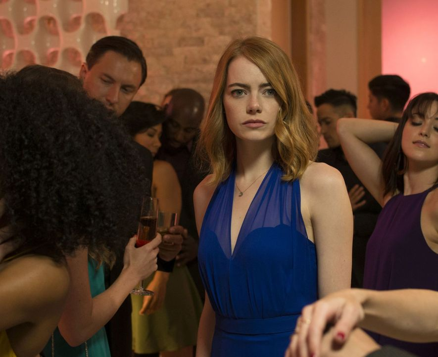 Mia (Emma Stone) - Bildquelle: Dale Robinette 2016 Summit Entertainment, LLC. All Rights Reserved./ Dale Robinette