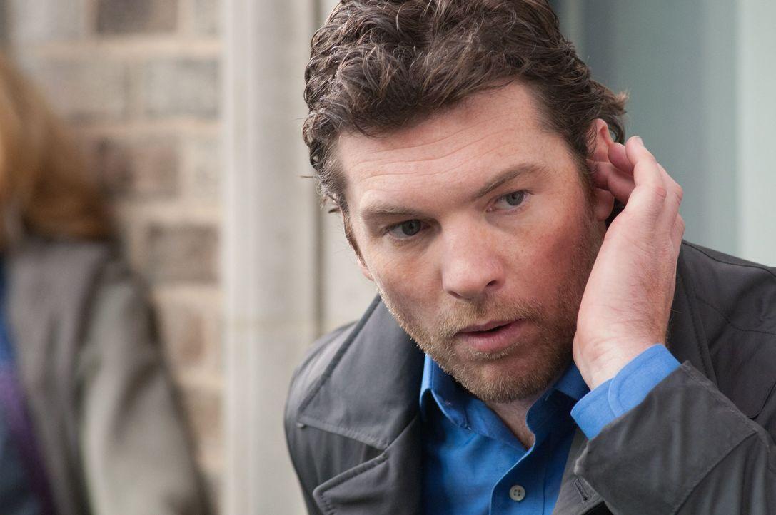 Nick Cassidy (Sam Worthington) war einst ein erfolgreicher Cop mit einem nahezu perfekten Leben. Doch plötzlich findet er sich im Gefängnis wieder,... - Bildquelle: 2011 Concorde Filmverleih GmbH