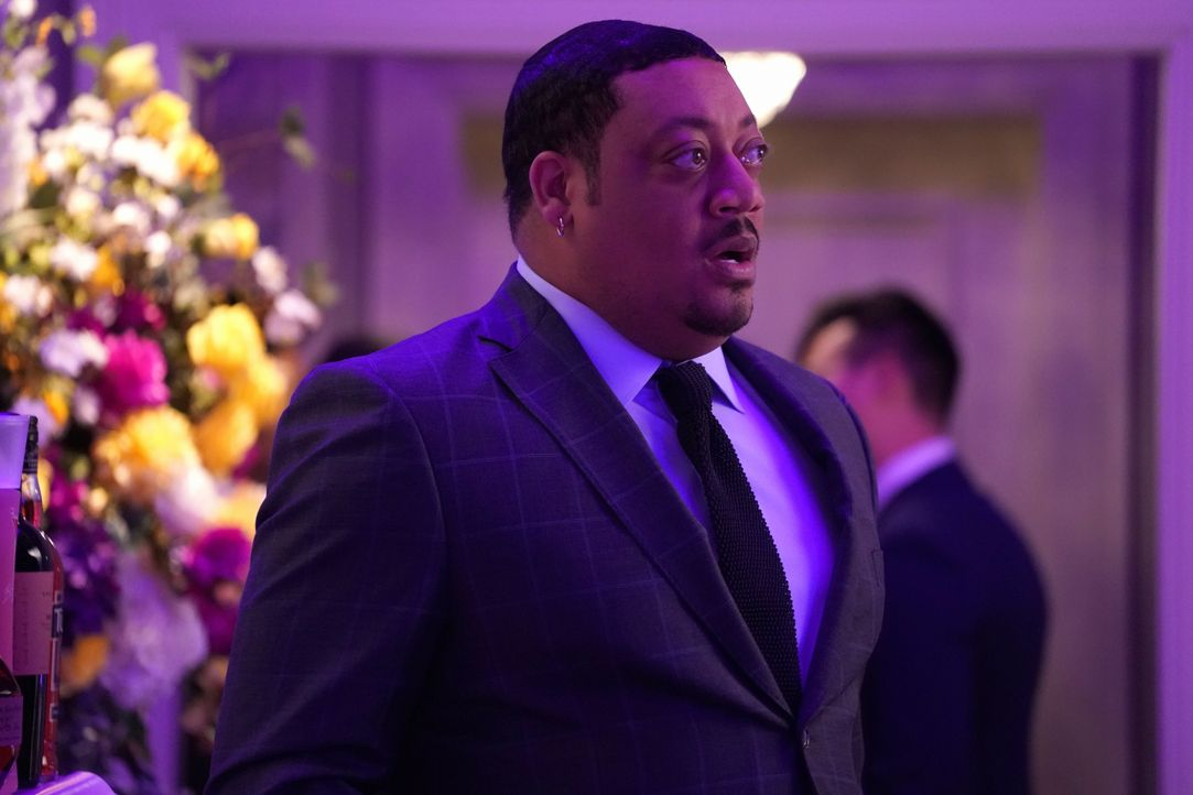Kenneth (Cedric Yarbrough) - Bildquelle: 2018-2019 American Broadcasting Companies. All rights reserved.