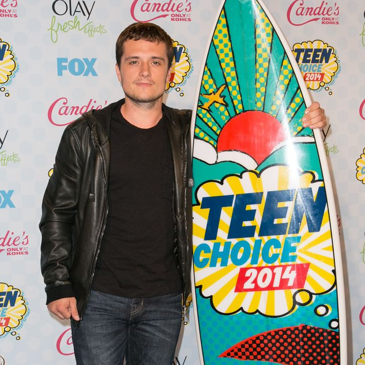 Teen-Choice-Awards-Josh-Hutcherson-140810-2-Brian-To-WENN-com - Bildquelle: Brian To/WENN.com