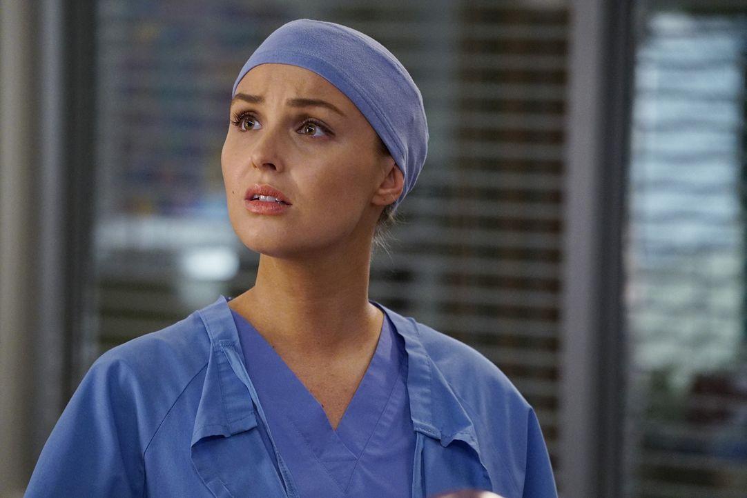 Jo (Camilla Luddington) muss in einem Fall eine schwierige Entscheidung treffen, während Arizona versucht vor den anderen, sich von Eliza zu distanz... - Bildquelle: Eric McCandless 2016 American Broadcasting Companies, Inc. All rights reserved.