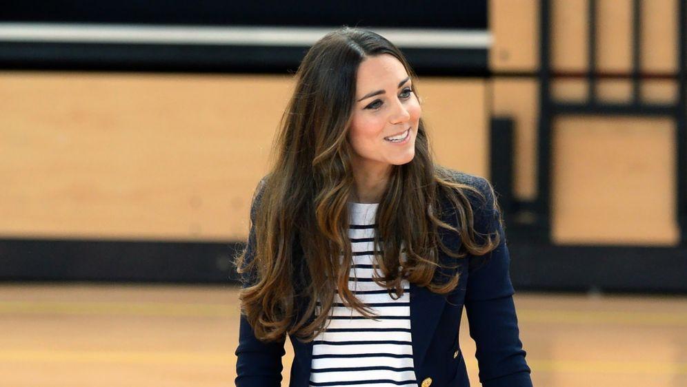 Kate Middleton Hat Beliebteste Frisur Grossbritannien Liebt Ihre