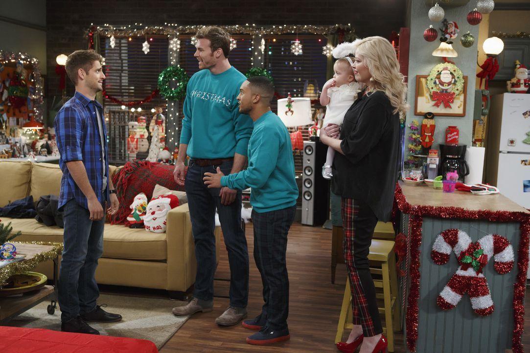 Der Weihnachtswunsch - Bildquelle: Bruce Birmelin ABC Family