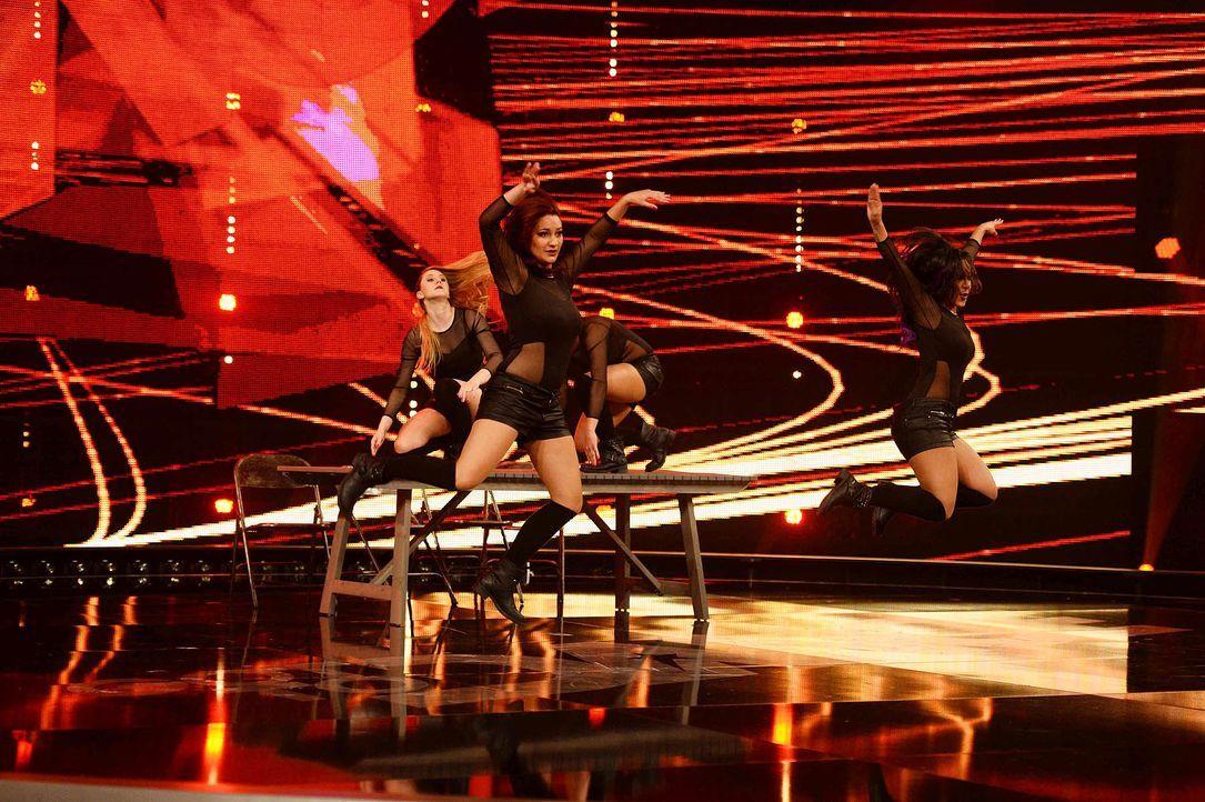 Got-To-Dance-Who-04-SAT1-ProSieben-Willi-Weber - Bildquelle: SAT.1/ProSieben/Willi Weber