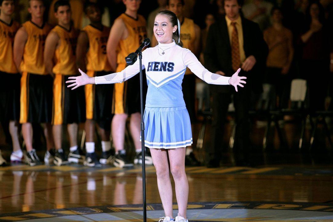 Die hübsche und ambitionierte Cheerleaderin Morgan (Alexa Vega) ist die neue Freundin von dem chaotischen Axl. Ob die Beziehung wirklich lange halte... - Bildquelle: Warner Brothers