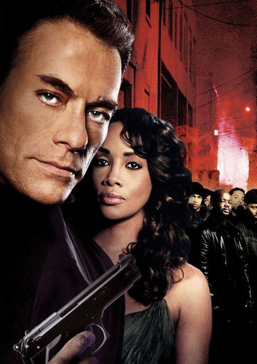 Philip Sauvage (Jean-Claude Van Damme,l.), ehemaliges Mitglied einer militärischen Spezialeinheit, wird engagiert, um den Schwergewichtsweltmeister... - Bildquelle: Sony Pictures Television International