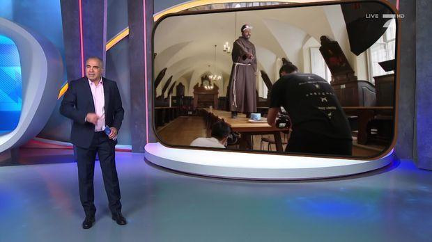 Galileo - Galileo - Donnerstag: Ein Rappender Mönch Als Rulebreaker